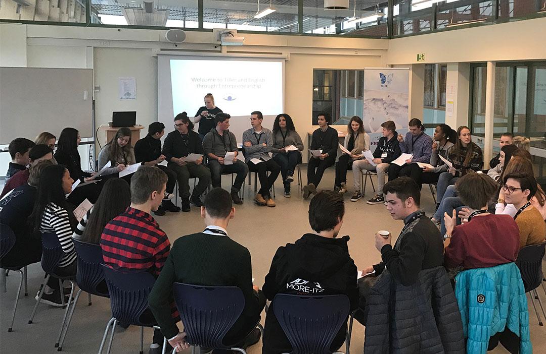 İhlas Eğitim Kurumlarının Erasmus Yolculuğu Devam Ediyor