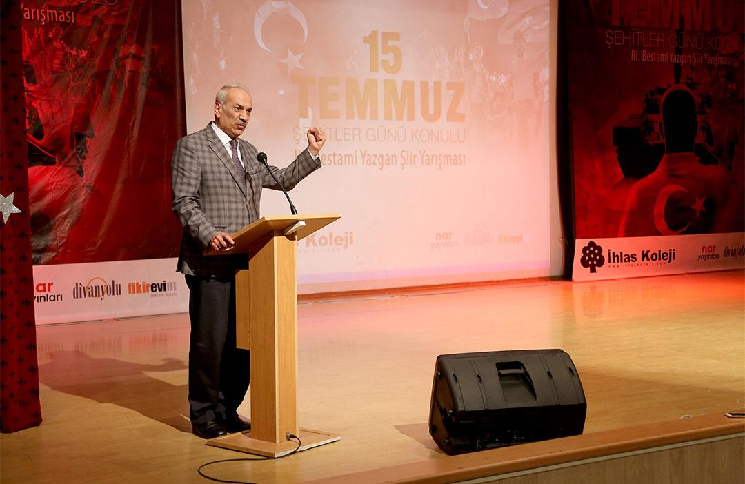 3. Bestami Yazgan Şiir Yarışması'nı Milletin Zaferi Kazandı