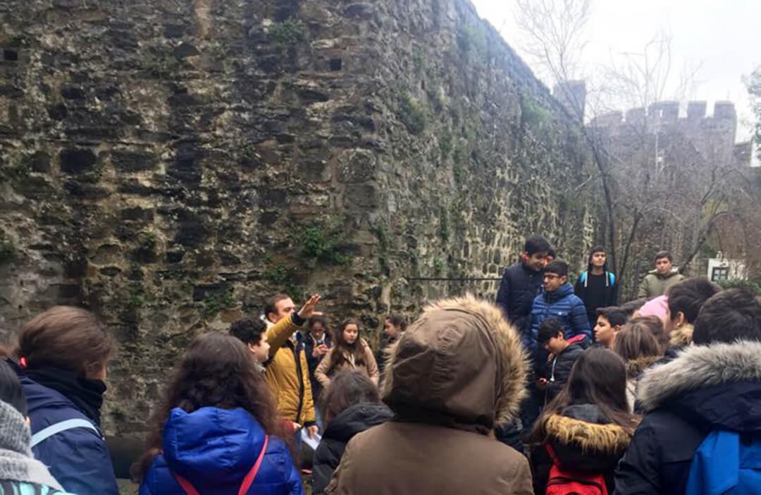 İstanbul'un Fethini Fethe Şahitlik Yapan Surlarda İşledik