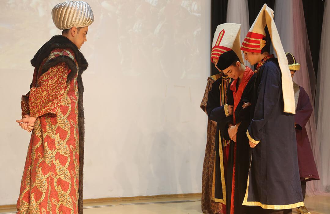 İstanbul'un Fethinin 566. Yıldönümünü Kutladık