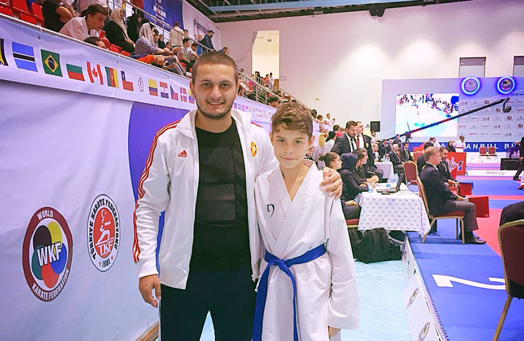 Karatecilerimiz Milli Takıma Çağrıldı