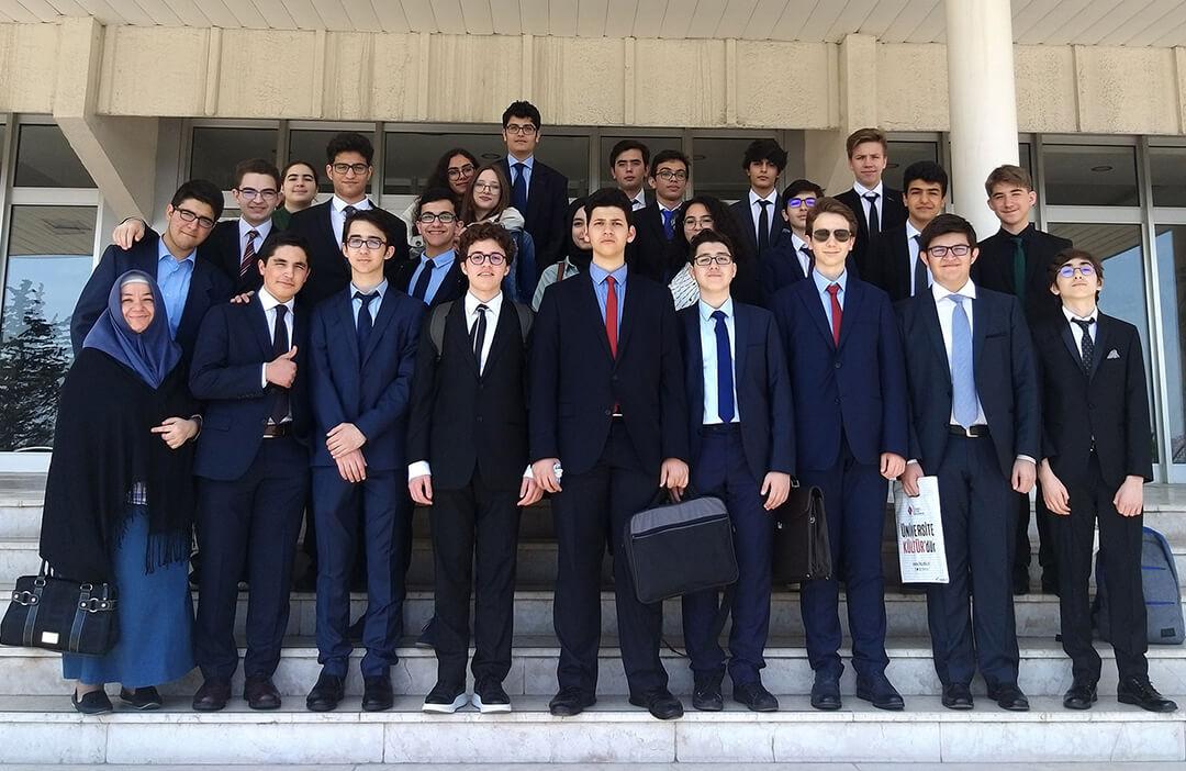 MEFMUN 2019'da Üç Ödül Kazandık