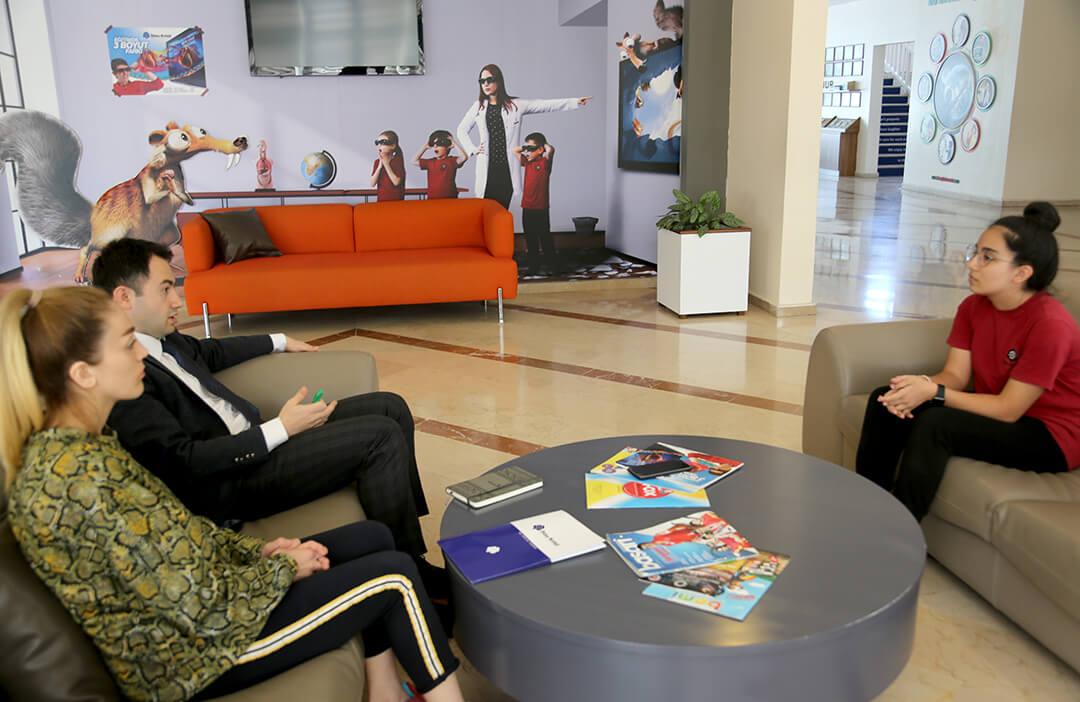 Okçulukta Dünya İkincisi Melisa Gazoz'la Röportaj