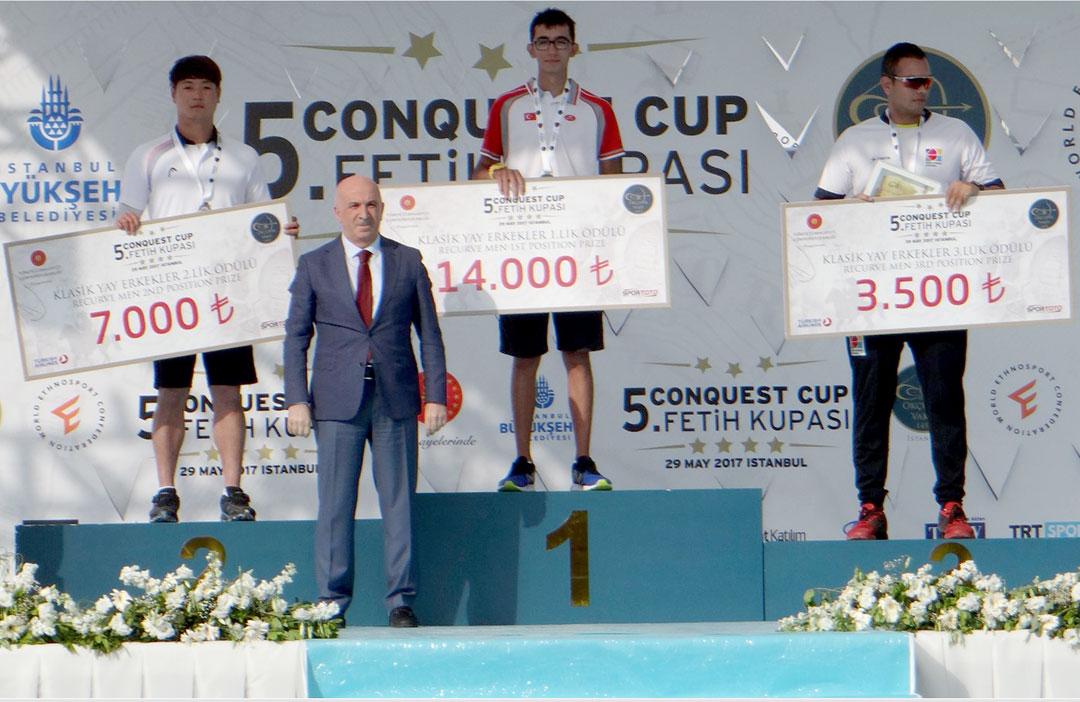 Mete Gazoz'dan Bir Şampiyonluk Daha