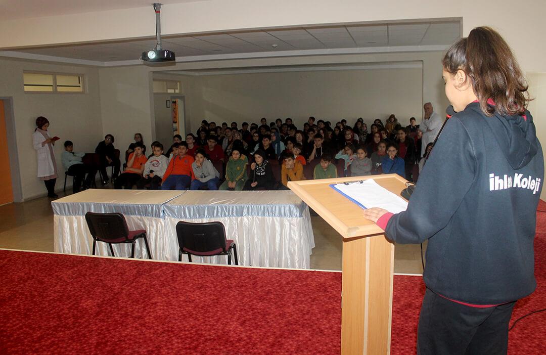 Öğrencilerimiz İstanbul'u Tanıttı