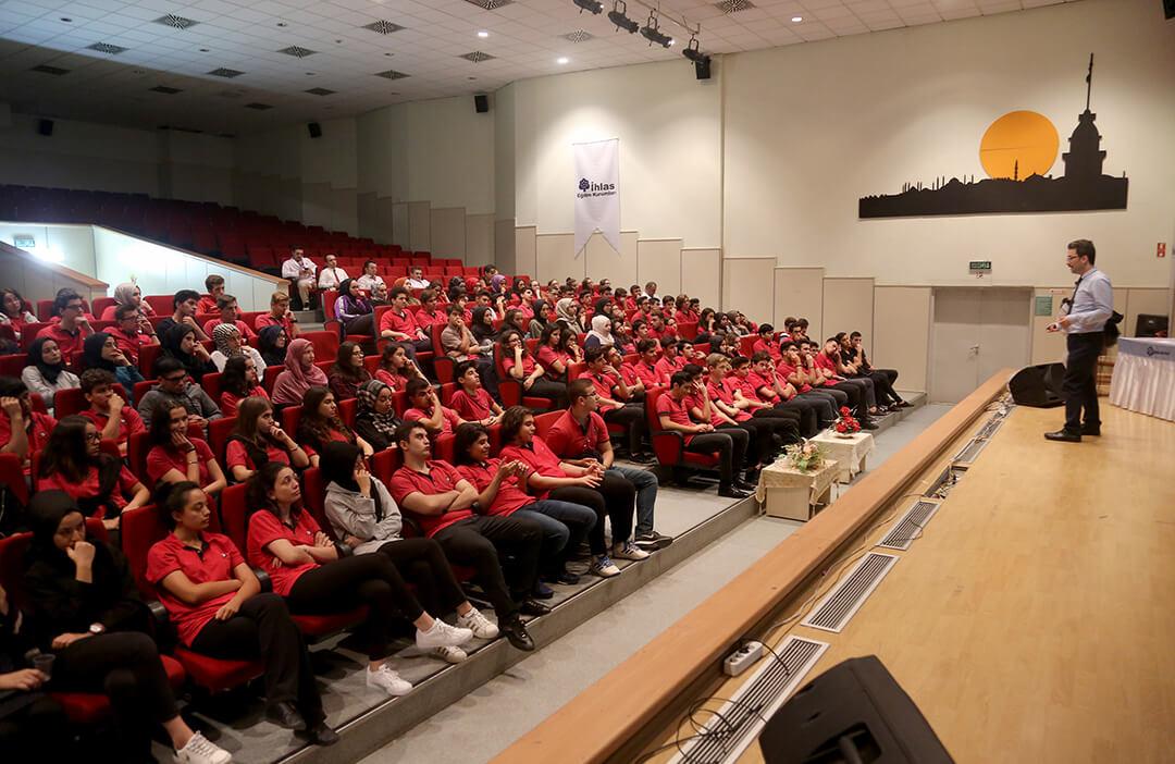 Öğrencilerimizin YKS'de Hedefleri Yüksek