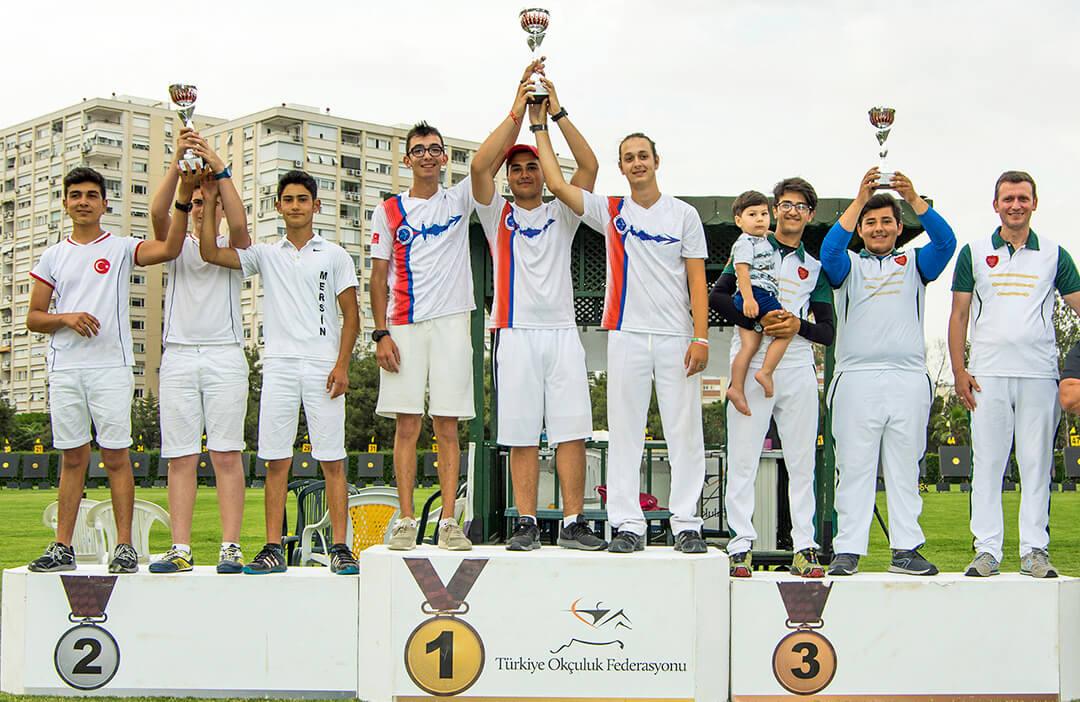 Hüseyin Burak Hamzaoğlu'ndan Türkiye Şampiyonluğu