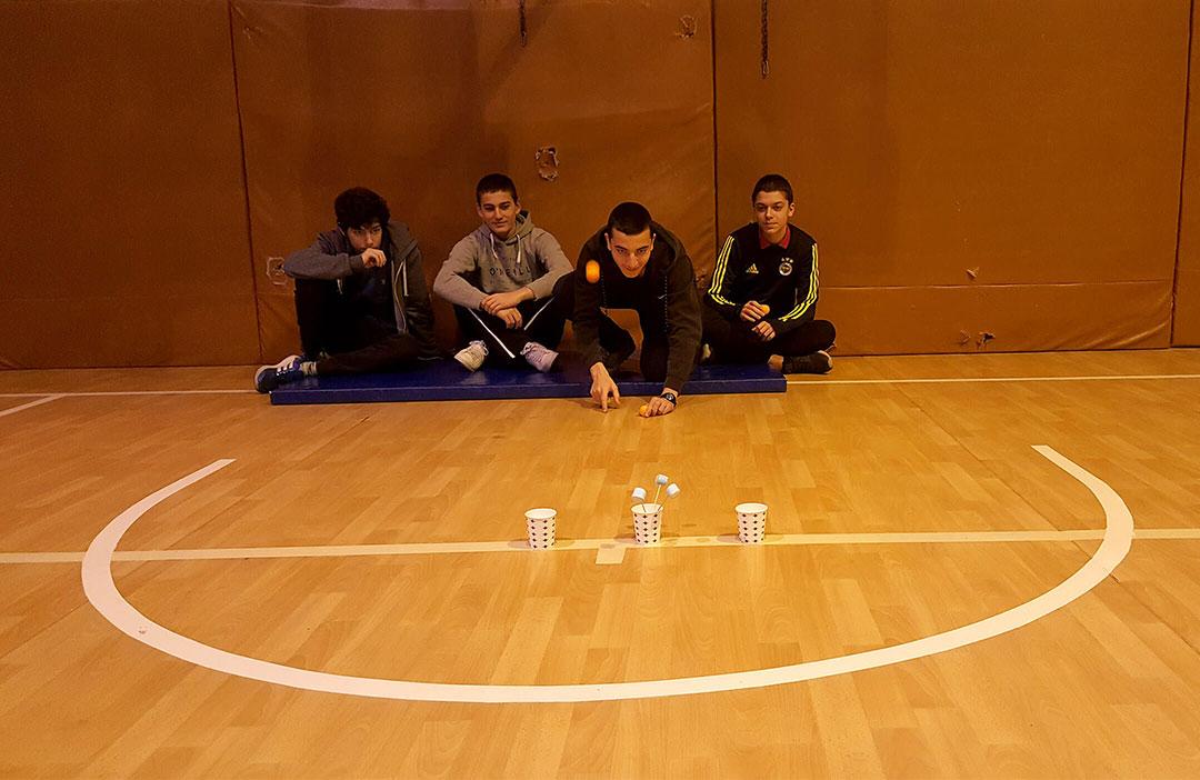 Öğrencilerimiz Kendi Oyunlarını Tasarlıyorlar
