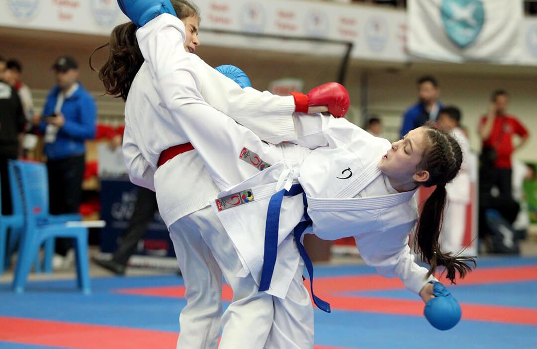 Türkiye Şampiyonası'nda Üç Madalya Kazandık