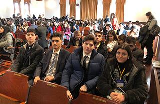 İhlas Koleji öğrencileri Model Birleşmiş Millet (MUN) organizasyonu kapsamında düzenlenen BOĞAZİÇİMUN 2020'de 2 ödül birden kazandılar.