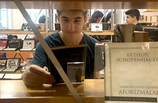 Goethe Enstitüsü'nde Almanca Etkinliğine Katıldık