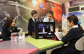 İhlas Eğitim Kurumları bünyesinde kurulan AR-GE Merkezi 3 ana başlıkta faaliyet göstermektedir.