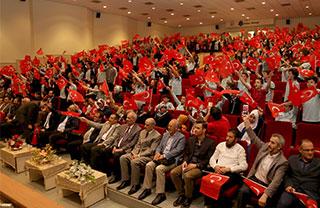 İhlas Koleji tarafından düzenlenen 3. Bestami Yazgan Şiir Yarışması'nın ödül töreni yapıldı.