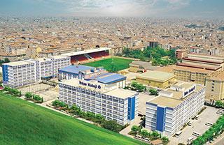 İhlas Koleji Bahcelievler Kampusu
