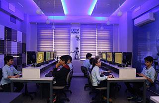 İhlas Koleji Bizimevler 6 Bilgisayar Laboratuarı