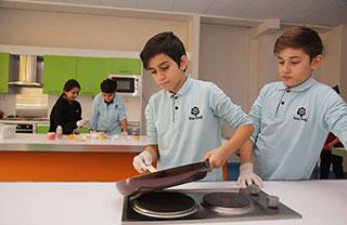 İhlas Koleji Bizimevler 6 Gastronomi Atölyesi