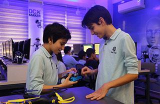 İhlas Koleji Bizimevler 6 Robotik Atölyesi