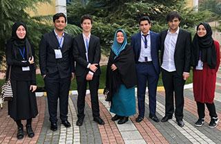 EYP'ye 6 Öğrencimiz İle Katıldık