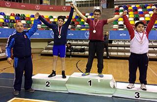 İstanbul'da düzenlenen Okullararası 11-12 Yaş Serbest Güreş İl Şampiyonası'nda öğrencimiz Muhammed Emin Çelik İstanbul şampiyonu olurken İhlas Koleji de takım halinde İstanbul üçüncüsü oldu.