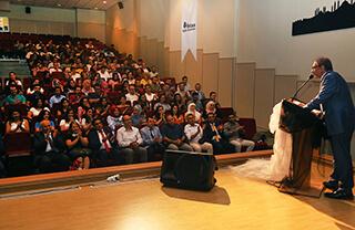 Yöneticilerimiz ve öğretmenlerimiz İhlas Mesleki Gelişim Programı (İMGEP) ile yeni eğitim yılına merhaba dediler.
