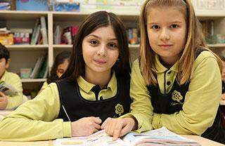 İhlas Koleji İlkokul Ogrencileri