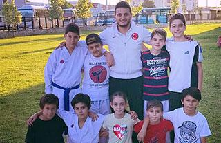 Karate Ligini Şampiyon Bitirdik