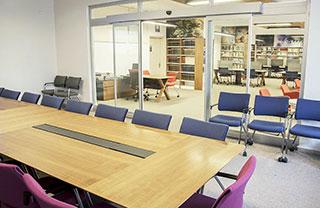 İhlas Eğitim Kurumları - Kütüphane