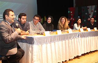 İhlas Koleji mezunları bilgi, birikim ve tecrübelerini üniversite sınavlarına hazırlanan İhlas Koleji öğrencileri ile paylaştılar.