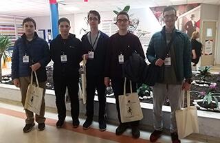 İhlas Koleji, bu yıl 23.'sü Samsun'da düzenlenen Avrupa Gençlik Parlamentosu 23. Ulusal Seçim Konferansında (23rd National Selection Conference of EYP Turkey) beş öğrencisiyle temsil edildi.