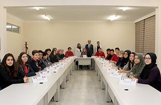 Öğrencilerimiz EYP ve MUN Konferanslarında Ülkemizi Temsil Edecekler