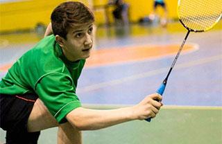 Öğrencimiz Badminton Milli Takımı'na Seçildi