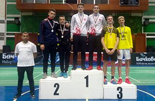 Öğrencimiz Badmintonda Balkan Şampiyonu Oldu