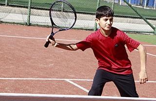 İhlas Koleji Tenis Kortu