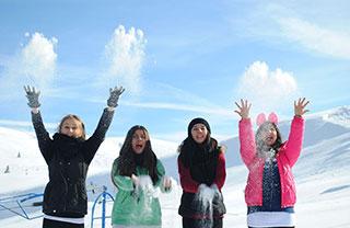 İhlas Eğitim Kurumları öğrencileri cumhuriyet bayramı tatilini en iyi şekilde değerlendirdi.