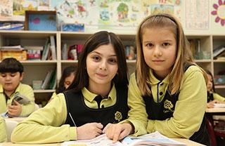 İhlas Eğitim Kurumları'nda İlkokul Eğitimi
