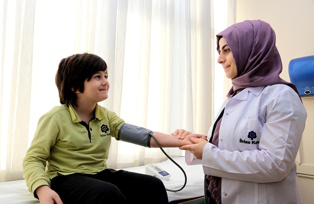 İhlas Eğitim Kurumları Sağlık Birimi