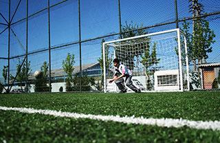 İhlas Eğitim Kurumları'nda Spor Eğitimi