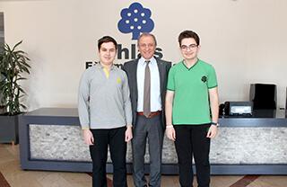 Öğrencilerimiz EYP Portekiz'de Ülkemizi Temsil Edecekler