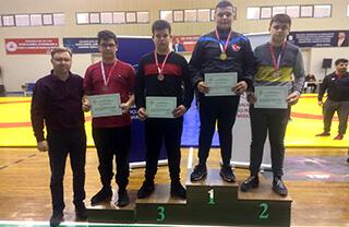 Öğrencimiz Okullar Arası Türkiye Güreş Şampiyonası'na Katılacak