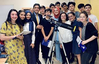 Sıfır Atıkta Okullar Yarıştı İhlas Koleji Kazandı