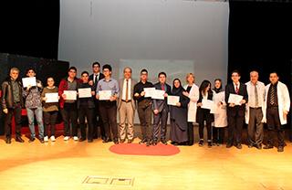 İhlas Koleji dünyanın en büyük konferans platformu olan TED'in okullar için başlattığı TED-Ed Club organizasyonunu 12 Mart Perşembe günü başarıyla gerçekleştirdi.