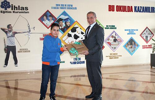 Sebit VCloud SDS Sınavları'nda Türkiye Birinciliği