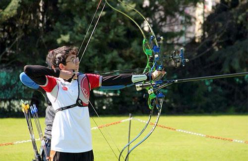 Avrupa Gençler Okçuluk Şampiyonası 2.liği