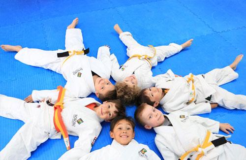 1453 Fetih Minikler Judo İstanbul Şampiyonluğu
