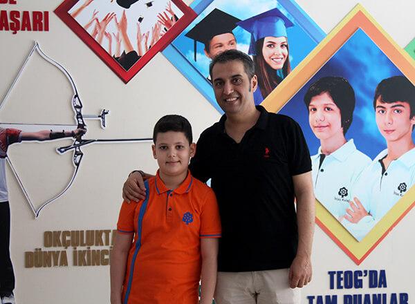 Özel Marmara Evleri İhlas Ortaokulu öğrencisi Ahmet Berhan Keklik Geleceğin Teknoloji Yıldızları Programı kapsamında düzenlenen elemelerden başarıyla geçti.