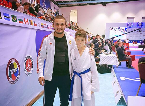 İhlas Koleji Karate Spor Kulübü sporcuları Elif Şişmanoğlu ve Ceyhun İlgün, Ordu'da düzenlenecek olan Karadeniz ve Hazar Ülkeleri Karate Şampiyonası için milli takıma davet edildi.