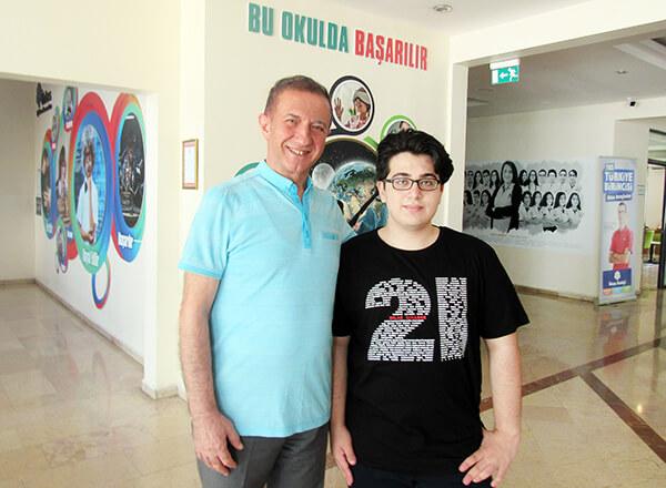 İngilizce Dil Olimpiyatları'nda Türkiye Şampiyonuyuz