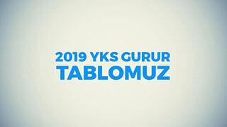 2019 YKS Gurur Tablomuz